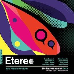 ETEREO album cover