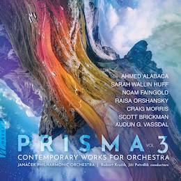 PRISMA Vol 3 album cover