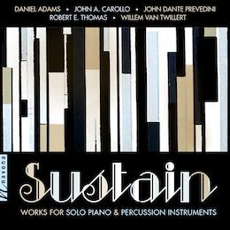 SUSTAIN album cover