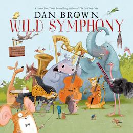 WILD SYMPHONY album cover