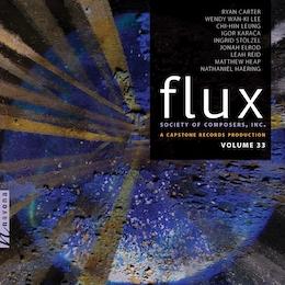 FLUX VOL 33 album cover