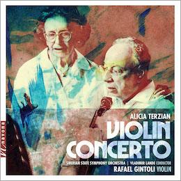 VIOLIN CONCERTO album cover